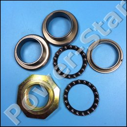 Wholesale bearing kit set - Wholesale- Steering Rod Bearing Ring Kit Set For 1981-2013 Yamaha PW50 PW 50 Dirt Pit Bike