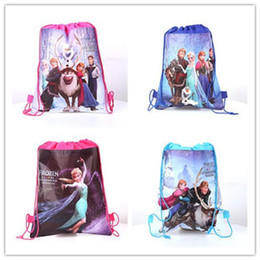 Wholesale Super Mario Backpacks For Kids - 2016 New Cartoon Accessories Frozen Storage Bags Waterproof Despicable Me Spider-man School Bags Kids Super Mario backpack for Party Gift