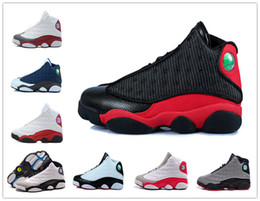 Wholesale Free Shoes Online - Online Free shipping 2018 new arrival Original best quality Men 13 sports shoes cheap sale US size 8-13
