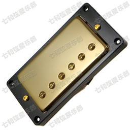 Wholesale Humbucking Pickups - A2 double coil Electric guitar Pickup Guitar parts musical instruments accessories humbucking guitar pickups