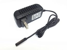 Wholesale Pc Microsoft - Wall Travel Charger power supply AC adapter for Microsoft Surface rt Tablet PC