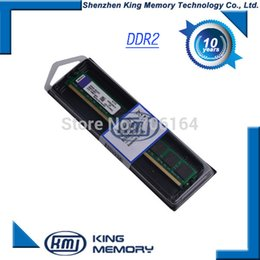 Wholesale Computer Motherboard Amd - cheapest price free shipping desktop computer long-dimm ddr2 1gb 1g 667mhz 240pin 1.8v pc5300 240pin work for AMD motherboard free shipping