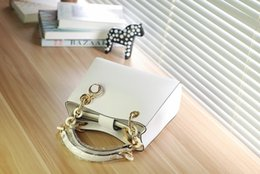 Wholesale Diana Handbag - Wholesale-Best quality NEW BAG fashion new Diana handbags for women high quality brand designers messenger bag Fashion Michael bags