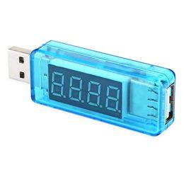 Wholesale Vw Display - USB Detector KW - 202 USB Power Current Voltage Detector Portable Tester Digital Display Surveymeter Mobile Charger Lab Use