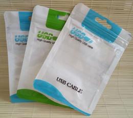 Argentina Nueva Llegada 5000 unids / lote 15 * 10.5 cm Con Válvula Bolsas de Empaque de Plástico Para 1 M / 3 M Noodle Cables USB Bolsa de Embalaje Ziplock Suministro