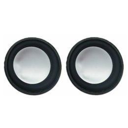 Wholesale Radio Rounds - Wholesale- 2Pcs 45MM Audio Tweeters Speakers Full Range Neodymium Magnetic Round Audio Speaker DIY Stereo Box Accessories 1.75Inch 4Ohm 3W