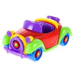Wholesale Disassembly Educational Toy - Colorful Baby Kids Disassembly Assembly Car Puzzle Toy Early Educational Toy DIY Bricks Toys for Children Toys
