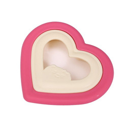 Wholesale Heart Shape Cutters - 100set Bread Sandwich Modeling Mould DIY Heart Shape Pressing Mold for Cake Cookies Food Cutter Kitchen Tools ZA0912