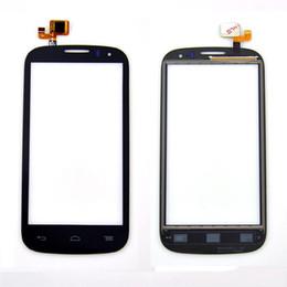 Un cavo touch online-Nuovo schermo di vetro per Alcatel One Touch Pop C5 5036D OT5036 OT5036D 5036 Touch Screen Digitizer Flex Cable W0H17 P0.2