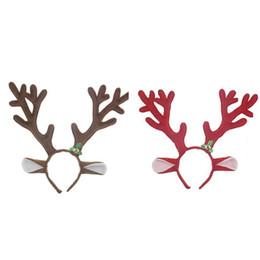 Dropshipping Christmas Reindeer Antler Headband UK  Free UK