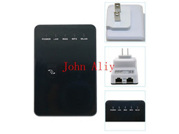 Wholesale Router Sales - Hot sale Wifi Repeater 300Mbps Wireless-N Mini Router Extender Booster Amplifier