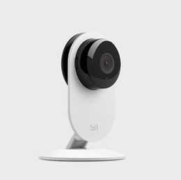 Wholesale Mini Webcams - Xiaomi Smart Camera Xiaoyi Xiaomi Yi Ants Webcam Mini Action Sport Mi IP Camera Wifi Wireless Cameras CCTV Night Version