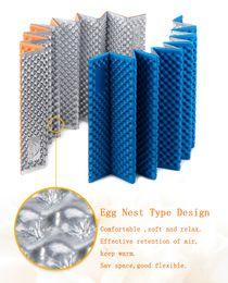 Wholesale Folding Foam Beds - NatureHike Foldable Beach Camping Mat Folding Bed Super Light Outdoor Moisture-Proof Pad Picnic Pad