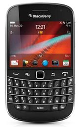 Wholesale Blackberry Bold Back - Blackberry 9900 Bold Touch Cell phones QWERTY 2.8 inch WiFi GPS 5.0MP camera refurbished Smart Phone Refurbished