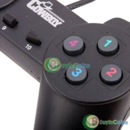 Wholesale Usb Game Pad - ChicQueen NEW Joystick USB Game Pad Controller for PC control fitness controller salary controller salary