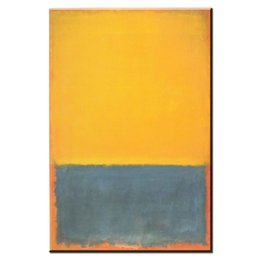 Wholesale Modern Mark - Mark Rothko Classical Still Life Oil Painting Living Room Canvas Modern Pictures For Art No Frame