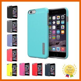Wholesale Leather Shell Pouches - Shockproof Protective Cover Hard Sillicone Shell Case for iPhone 6 6S Plus 5.5 Samsung J7 J5 S7 S7 Edge
