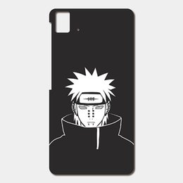 Wholesale Naruto Iphone Cases - High Quality Cell phone case For BQ Aquaris E5 E6 M5 X5 csae pein naruto shippuden anime Patterned Cover Shell Phone Case