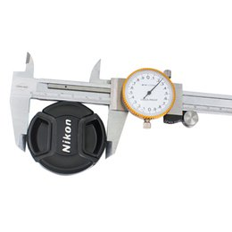 Wholesale Steel 1mm - Wholesale-Professional Dial Caliper with 6 Inches Measuring Range Stainless Steel With Case Dial Caliper
