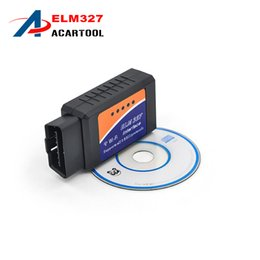 Wholesale Elm 327 Obdii Scanner - 2016 Latest Version V2.1 ELM327 WIFI OBD2   OBDII Auto Diagnostic Scanner Tool ELM 327 WiFi Diagnostic Tool
