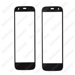 Wholesale Droid Capacitive - Front Outer Touch Screen Glass Replacement for Motorola G G2 G3 E E2 X X2 X3 XT912 XT890 XT1254 Droid Turbo