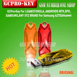 Wholesale Huawei Mtk - GCPro-Key For LG&MOTOROLA, ANDROIDS MTK,SPD,SAMSUNG,ANY XYZ BRAND For Samsung &ZTE&Huawei NOTE3 MTK Android imei write