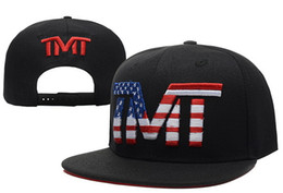 Wholesale Hot Pink Print - Hot selling hot style tmt snapback caps hater snapbacks diamond team logo sport hats hip hop SNAPBACK hats free shipping