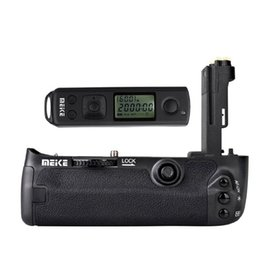Wholesale Bg E11 - MEIKE MK-5DS R Battery Grip+Wireless Remote Control for Canon 5D Mark III  5DS   5DS R Replace BG-E11