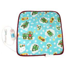 Wholesale Pet Sleeping Bags - Hot Selling Dog Cat Pet Electric Heating Mat Blanket Pad Bed Warm Pet Sleeping Bag Cama Para Perros E5M1