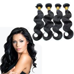 Wholesale Goddess Remy Hair - Remy human hair Body Wave goddess hair weave wholesale 100% Unprocessed brazilian Peruvian Indian Malaysian Human Virgin Hair Body Wave 4PCS
