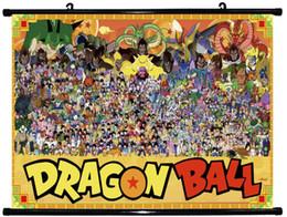 "Wholesale Dragon Ball 24 - Free shipping 24""x16"" inch,Dragon Ball Z,Poster HD HOME Hanging scroll Decor ART CANVAS printing -246"