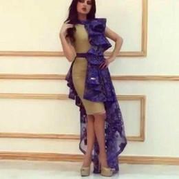 Wholesale Warps Jackets - 2016 Sheath Evening Dresses Middle East Vestido De Festa Knee Length Warp Evening Gowns Custom Made