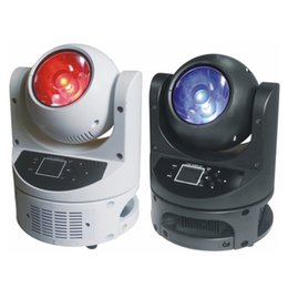Wholesale Unlimited Free - Factory Price Free Shipping New 60W Unlimited Rotation Mini Moving Head Light Beam Moving Head for Dj,Disco and Party Lighting