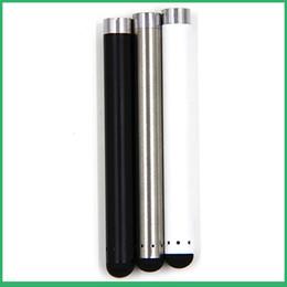 Wholesale Oem E Cigarettes - OEM O pen vape bud touch battery with 510 thread e cigarette cartridges wax oil pens for CE3 vaporizer pen cartridges