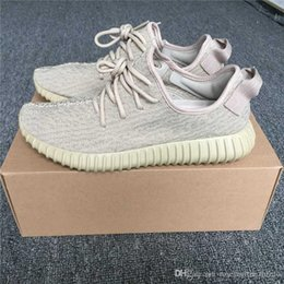 Wholesale Coconuts Shoes - FASHION OXFORD TAN BOOST 350 MOONROCK 350 BOOST RUNNING SHOES COCONUT SHOES AND SHOES FOR MEN AND WOMEN