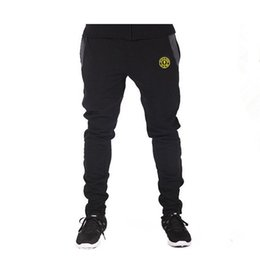 Wholesale Cotton Baggy Pants - Wholesale-New 2016 Golds Gym Fitness Long Pants Men Outdoor Casual Sweatpants Baggy Jogger Trousers Fashion Fitted Bottoms