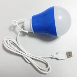 ampoules basse tension Promotion Ampoule USB, lampe basse tension, 5V LED, ampoule, plage, ampoule d'urgence, ampoule LED