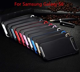 Wholesale Neo Hybrid Case Galaxy S4 - For Samsung Galaxy S4 9500 S5 9600 S6 Edge S6 edge plus neo Hybrid PC+TPU armor Case No Retail Pack