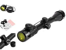 Wholesale Hunting Rifle Optics - 20mm Rail High Quality 3 - 9 X 40 EG Long Distance Hunting Riflescope Full Size Cross Sight Tactical Optics Scope