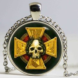Wholesale hearts arts - Empire Insignia inspired Necklace, Warhammer pendant, Warhammer necklace, Art Gifts, for Her, for him