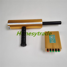 Wholesale Earth Metal Detector - DHL free shipping The most popular Deep earth Underground gold Metal Detector AKS Long Range Gold Diamond Detector AKS 3D
