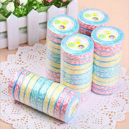 Wholesale Disposable Hairdressing - Magic Small Compressed Disposable Face Bath Towels Washcloths Travel Camping Nonwoven Reusable hand hairdressing wash bowl hand towel