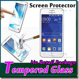 Wholesale Galaxy Grand Screen Guard - 9H Premium Tempered Glass Guard Film Screen Protector For Samsung Galaxy Grand 2 Alpha G850 Note 2 G530 G350 G313 G355 S7562 S7262 MOQ:10pcs