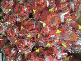 Wholesale Total Station Wholesale - Wholesale Brand New 10pcs lot Replace Red GPR111 Prism For leica Total Station 0mm Free Shipping