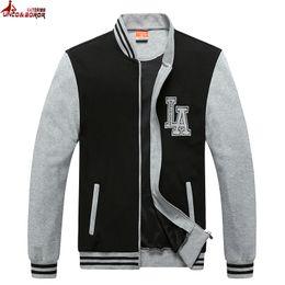 Wholesale Men S Jacket 7xl - Wholesale- UNCO&BOROR new Men's spring autumn Fashion Casual King Size 4XL 5XL 6XL 7XL 8XL fit Man Jacket Male coat brand clothing AL-1539