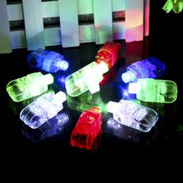 finger taschenlampen Rabatt Generische Bling LED Finger Lampen Super Helle Finger Rave Finger Lichter LED taschenlampe Für Party Decor