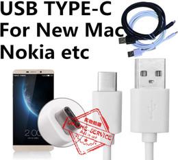 1 Mt 3FT Schwarz Weiß Farbe USB 3.1 Typ C Kabel Daten Sync Kabel Typ C Ladegerät Für Neue Macbook Huawei 100% Nagelneu Dhl-freies Verschiffen von Fabrikanten