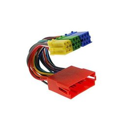 Wholesale Iso Seat - Car Audio 8-Pin 20-Pin Mini ISO Adapter Cable Connector MP3 Changer For Seat Alhambra Arosa Cordoba Ibiza Inca Leon Toledo Vario
