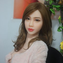 Wholesale Sex Dolls Toys Shop - 165cm adult sex toys in china,full silicone vagina and breast,real human doll,metal skeleton,adult products sex shop,3-holes mannequins