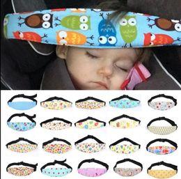 Wholesale Baby Head Belt - Baby Kid Safety Strolle Car Seat Sleep Aid Head Support Belt Head Support Holder Sleeping Belt Adjustable Safety Nap KKA2512